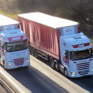 JMS Haulage Delivery